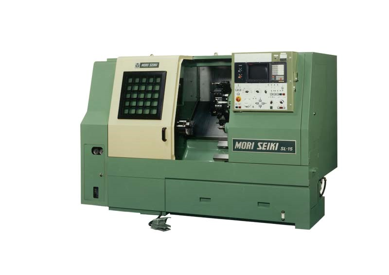 Machine usinage Mori Seiki SL 15