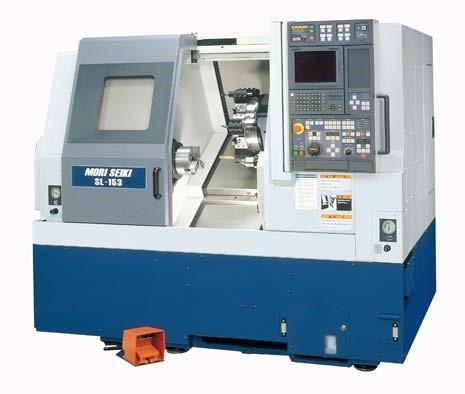 Machine usinage Mori Seiki SL 153