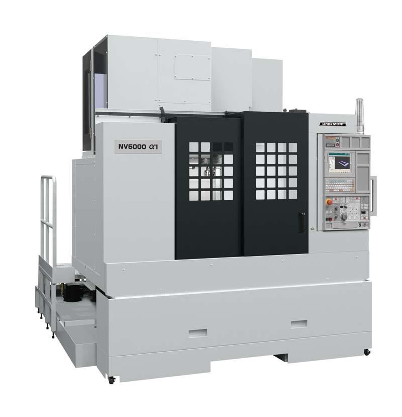 Machine usinage NV 5000