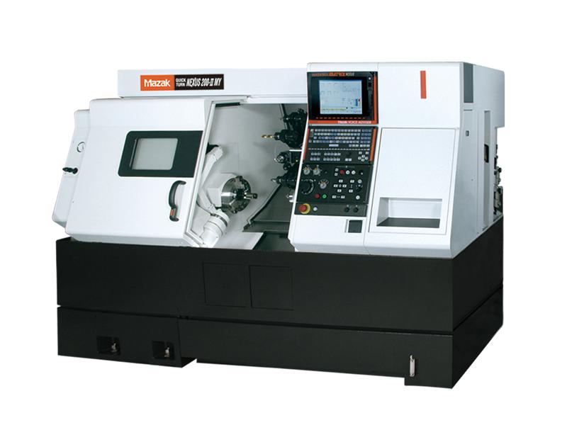 Usinage de précision Mazak QTN-200M
