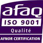 Eurotechnic certification ISO 9001